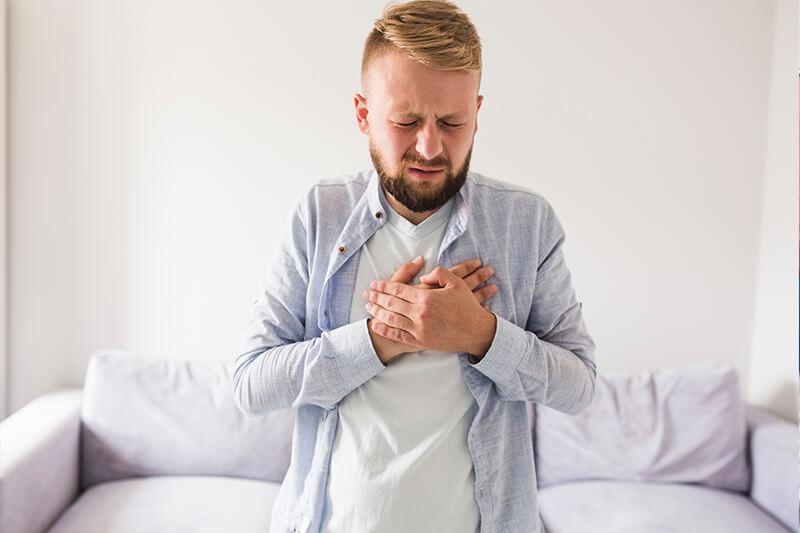 ataques al corazón en jóvenes