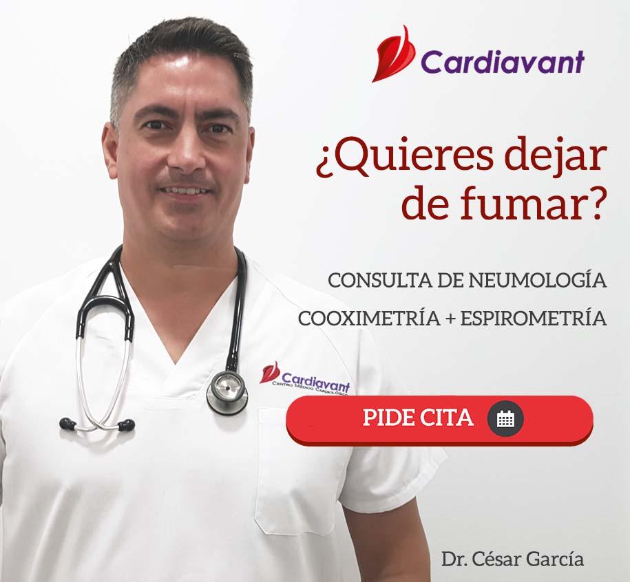 Consulta de Neumología - Cardiavant