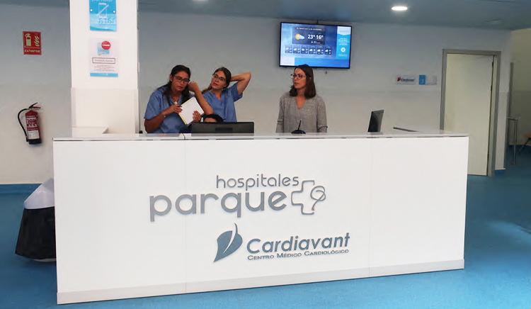 centro Cardiavant en Lanzarote