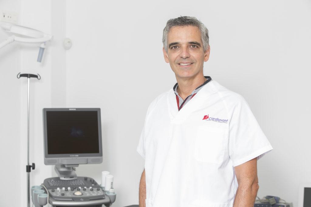 consulta con el cardiólogo